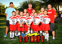 HUYS Strikers F'12