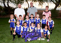 Purple Power Soccer Fall 2010