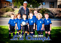 L'il Champs Fall 2011