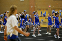 Cheer Competition AM