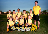 HUYS Spartans S'11