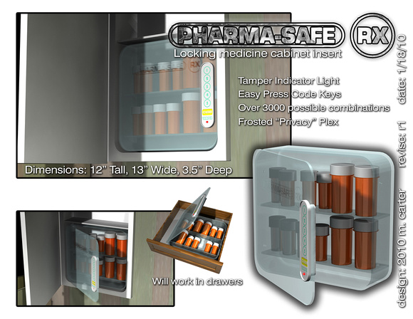 Pharma-Safe Concept Design